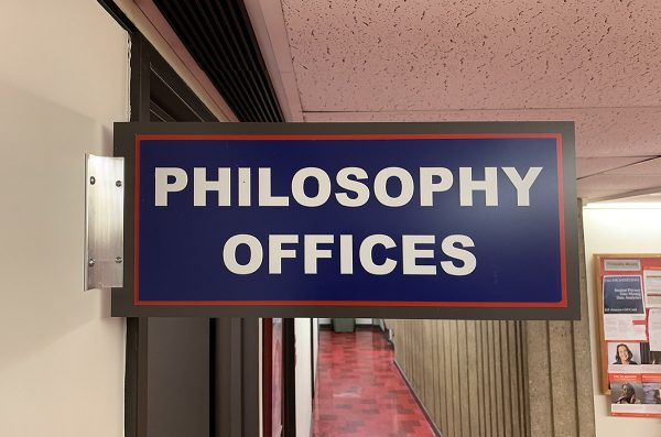 Philosophy staff